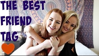 The Best Friend Tag with Meghan Hughes (Pt. 2) Thumbnail