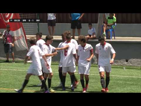 Maspalomas Cup 2017 - Final Cadete - U.D. San Fernando vs Sevilla F.C.