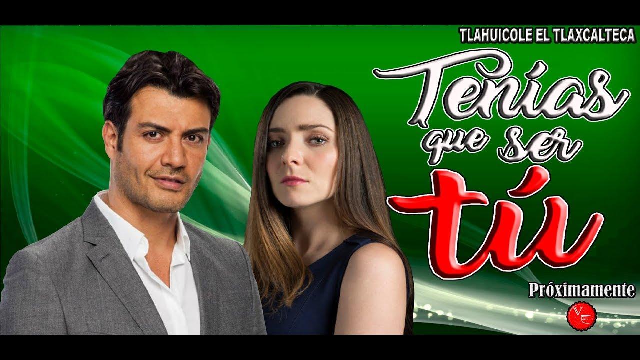 Telenovela Tenias Que Ser Tu Con Ariadne Diaz Y Andres Palacios Elenco Confirmado