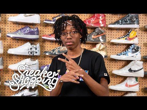DJ Amili - Lil Tecca Sneaker Shopping