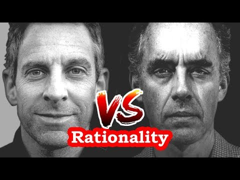 Jordan Peterson challenges Sam Harris on Rationality