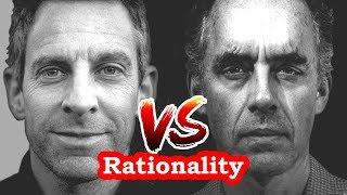 Jordan Peterson challenges Sam Harris on Rationality