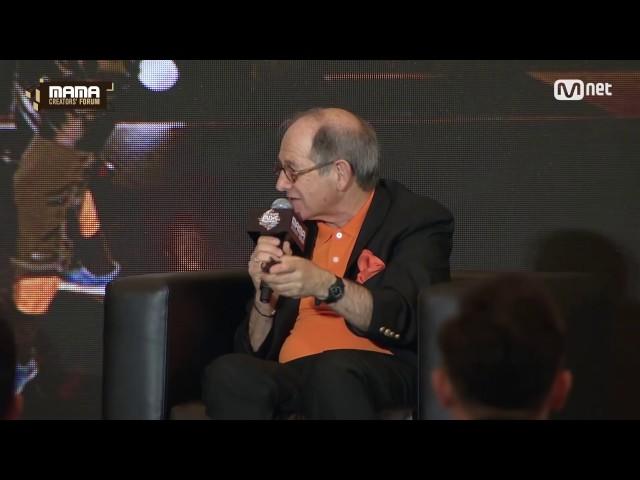 2016 MAMA Creators' Forum_AEG Live Asia_Adam Wilkes
