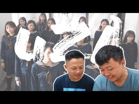 Reaction Video MV UZA - JKT48 , TEMBUS 1.000.000 VIEWS NGGAK?