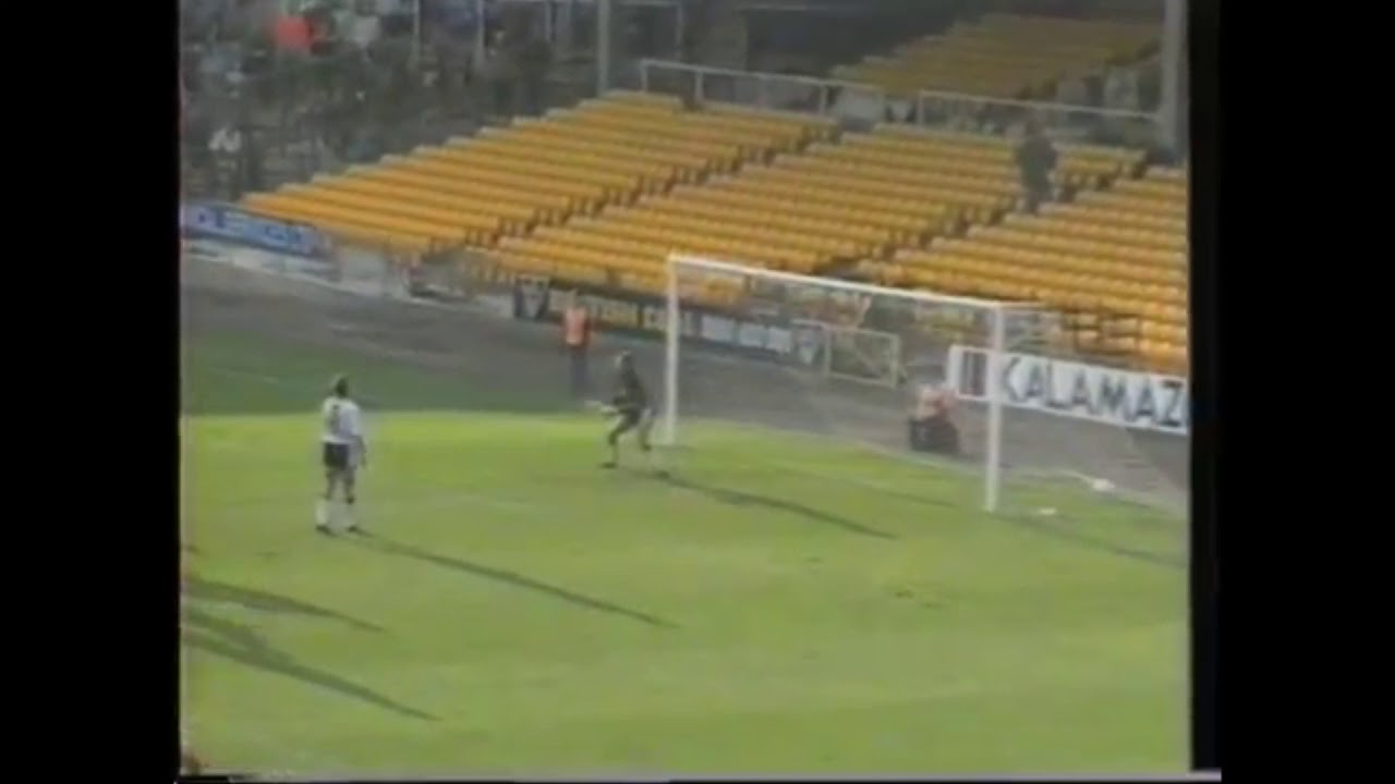 Port Vale vs Sunderland - 19 Oct 1991 - YouTube