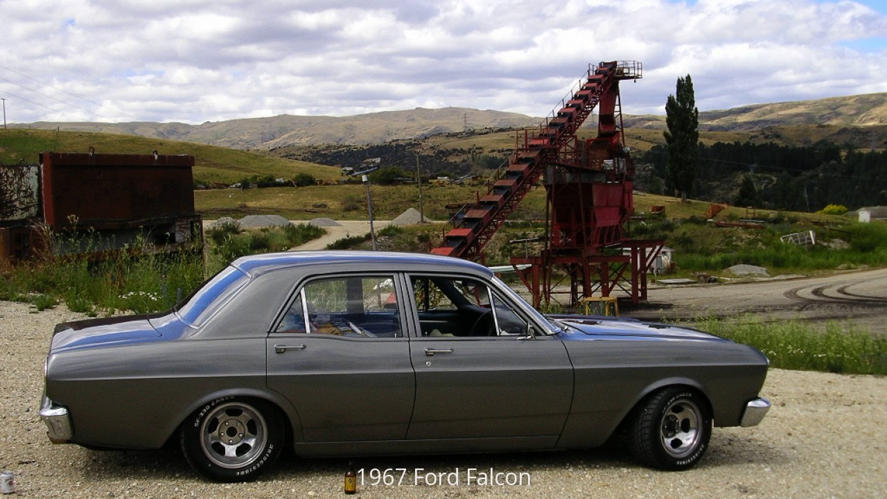 1967 Ford Falcon - YouTube