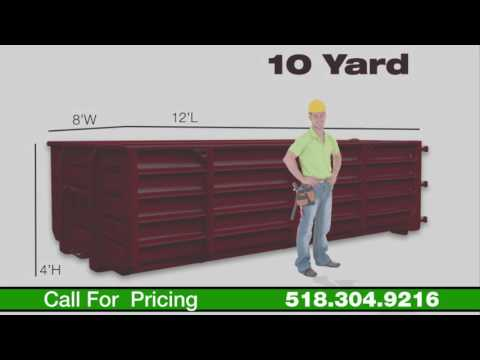 Dumpster Rental Berlin NY (518.304.9216 ) - Rent Dumpster CornerStone Cleanouts