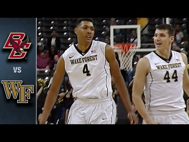 Wake+Forest+Basketball+Tickets