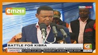 Machakos Governor Alfred Mutua backs ODM's Imran Okoth