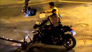 Aamir Khan Shooting for DHOOM-3 (D3) in Chicago - 2013 Most Awaited Action Films