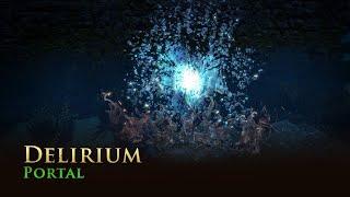 Path of Exile: Delirium Portal
