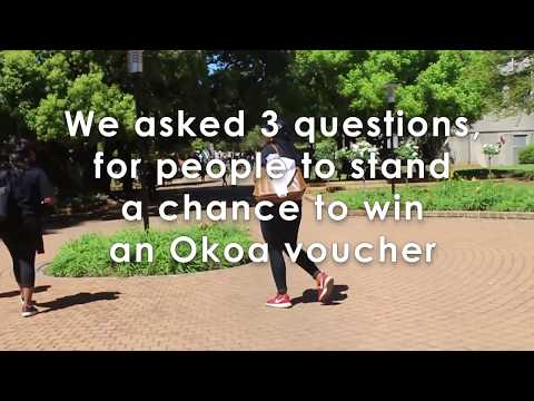 Campus Trivia Featuring OKOA | SOUTH AFRICAN YOUTUBERS