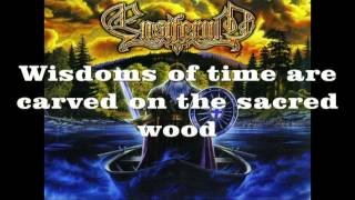 Ensiferum - Token Of Time (w/ lyrics)