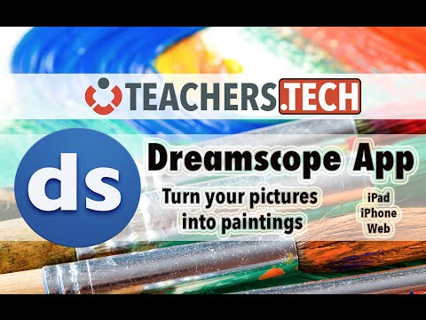 Dreamscope - Turn your photos into paintings!