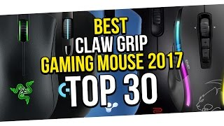 best claw grip mouse 2017 top 30