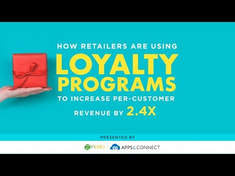 How Retailers are using Loyalty Programs to increase Per-cus