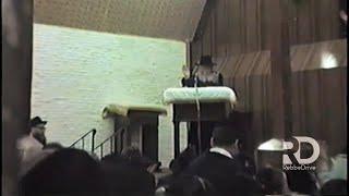 NEW: Sukkos Children's Rally of 5747/1986 - 2nd day of Chol Hamoed