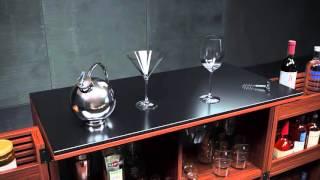 Corridor Bar from BDI at LuxeDecor.com