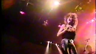 Tina Turner - Better be good to me - 1985