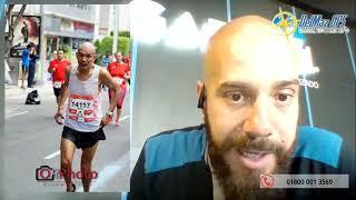 Los Tramposos en el Maratón CdMx 2017