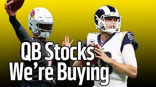 NFC West QB's Stocks We're Buying