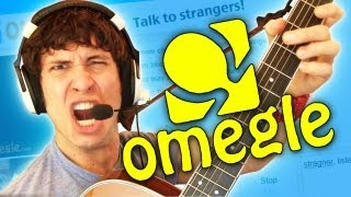 Repeat youtube video OMEGLE FAN SURPRISE