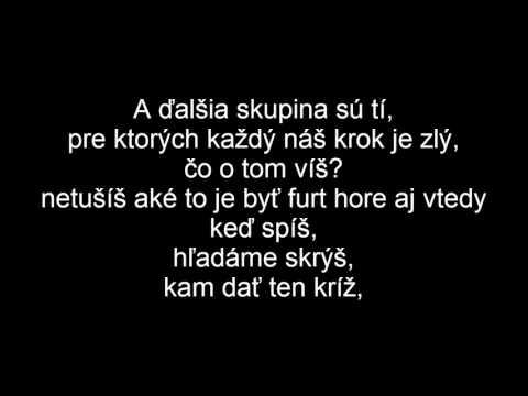 Marpo - Drahokam ft. Kali / #11 Lone Survivor (text - )