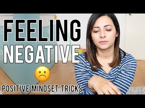SIMPLE TRICK TO STOP NEGATIVE THOUGHTS WITH POSITIVE THINKING  Mindful Motherhood  Ysis Lorenna