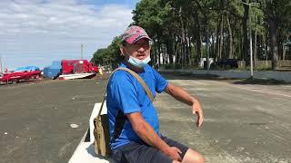 Почему переезжают на ПМЖ в Грузию. Спонтанное интервью с пенсионером из Казахстана в Уреки