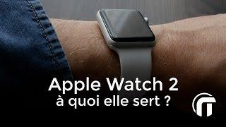 Apple Watch : à quoi elle sert ?
