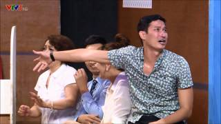 on gioi cau day roi - tap 6 - cuop ngan hang  hoai linh viet huong  bon khach moi 15112014