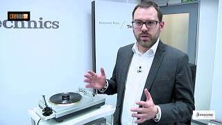 Technics SL-1000R et SP-10R (High End 2018)
