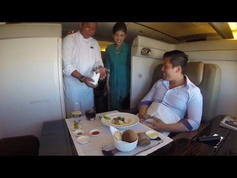 My $18,000 Trip to Japan in Garuda Indonesia First Class (Lost in Translation) using miles