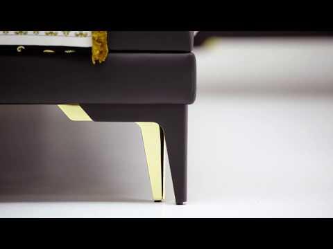 「ヴェルサーチェ・ホーム」新作家具が高級輸入家具専門店ユーロ・カーサで販売開始