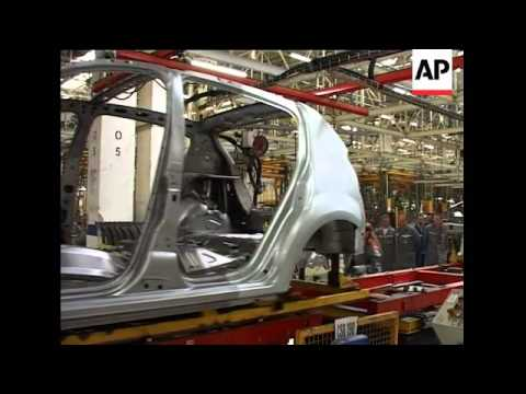 French-Romanian carmaker Dacia Renault to increase production