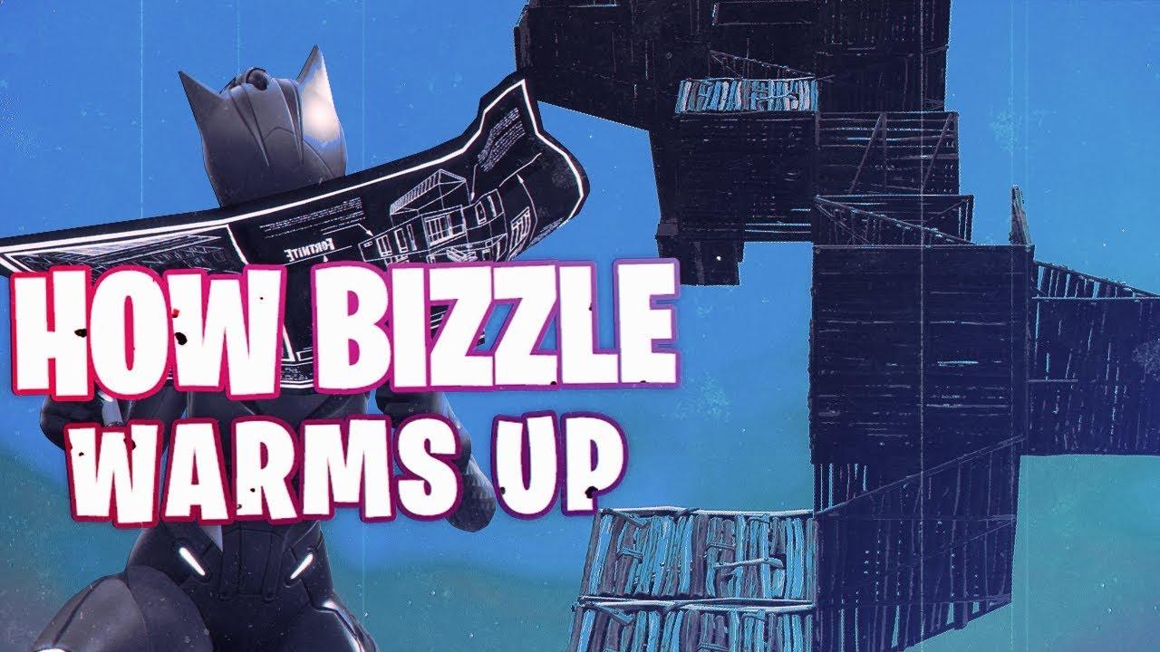 how i warm up ghost bizzle fortnite battle royale - bizzle fortnite