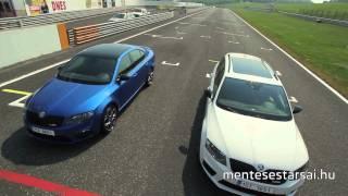Az új SKODA Octavia RS