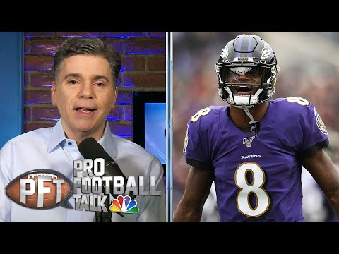 PFT Draft: Lamar Jackson leads list of best players in AFC North | Pro Football Talk | NBC Sports