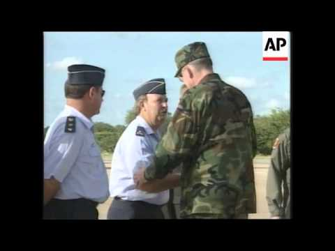SOUTH AFRICA: US AID FOR MOZAMBIQUE (2)
