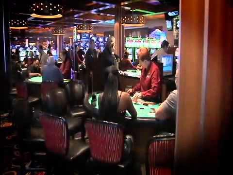 Behind the scenes at Hard Rock Casino Tampa
