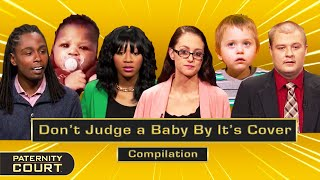Don't Judge a Baby By It's Cover: Ridiculous Genetic Evidence (Compilation)   Paternity Court
