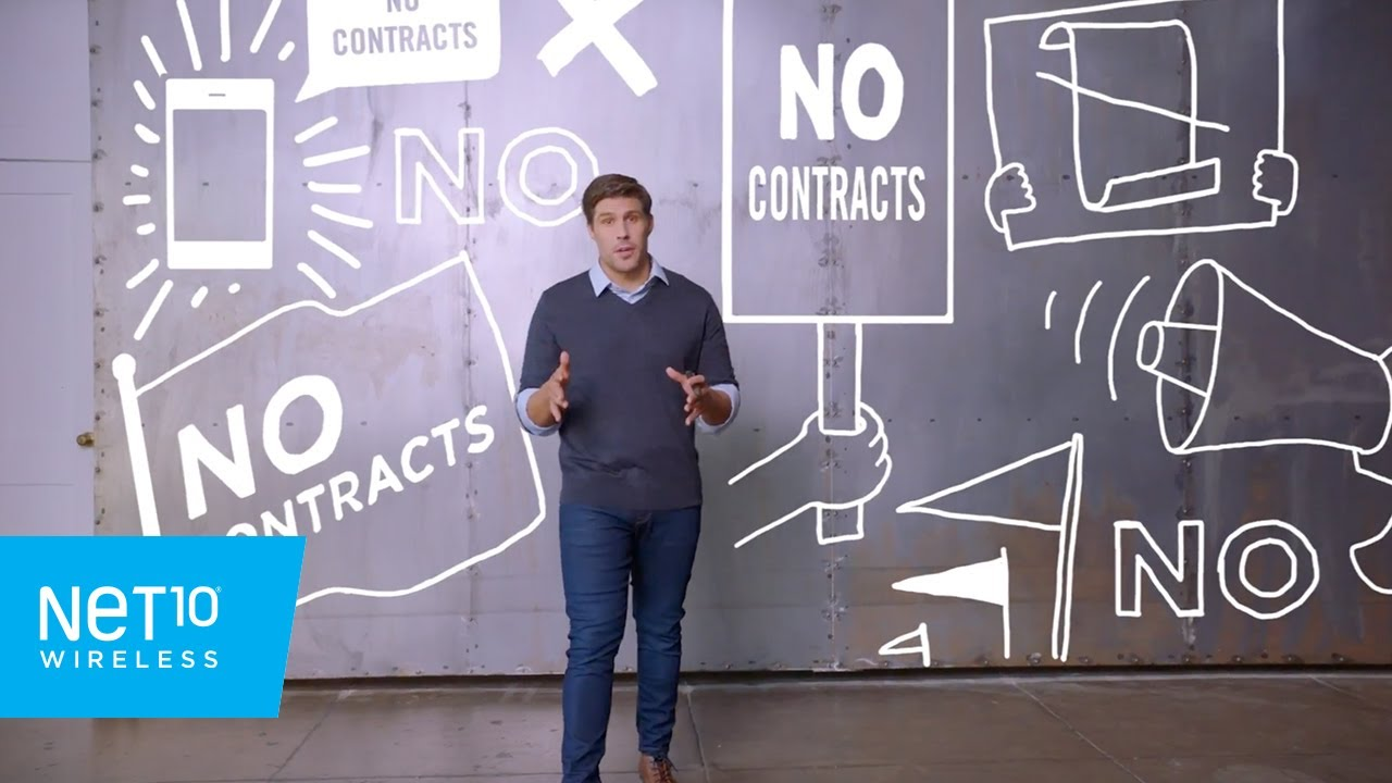 Net 10 Plans >> Take Control Of Your Wireless With No Contract Plans Net10