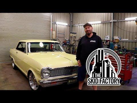 THE SKID FACTORY - Small Block Chevy NOVA [EP1]