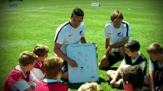 McDonald's Junior Football activities - Avengers Assemble
