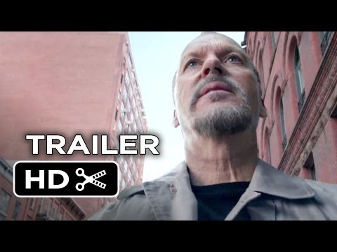 Birdman Official Teaser Trailer #1 (2014) - Michael Keaton, Emma Stone Movie HD
