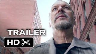 Birdman Official Teaser Trailer #1 (2014) - Michael Keaton, Emma Stone Movie HD