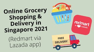Online Grocery Shopping & Delivery in Singapore 2021 Redmart via Lazada app screenshot 5