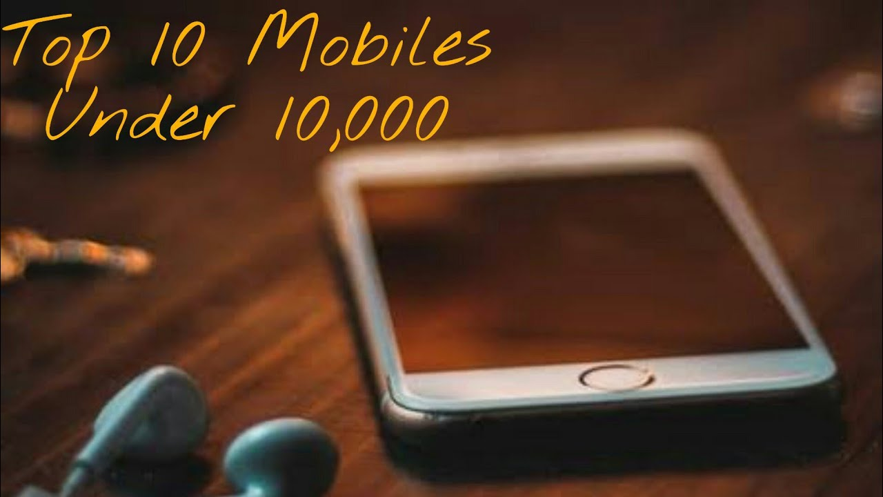 Top 10 Mobiles Under 10,000|Malayalam|Malayalis Gram