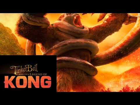 Tinker Bell And The Legend Of Kong Chapter 7 The Protector Versus The Destroyer