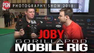 Video NEW Joby Gorillapod Mobile Rig and Griptight Telepod - great for smartphone vloggers download MP3, 3GP, MP4, WEBM, AVI, FLV Oktober 2018